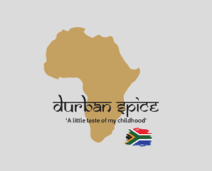 Review Durban Spice Logo