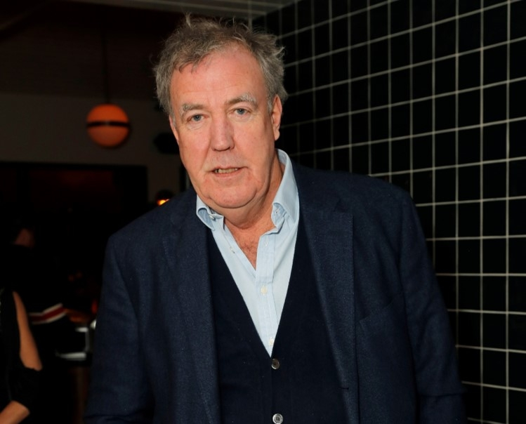 Jeremy Clarkson at the Mollies Motel and Diner Launch