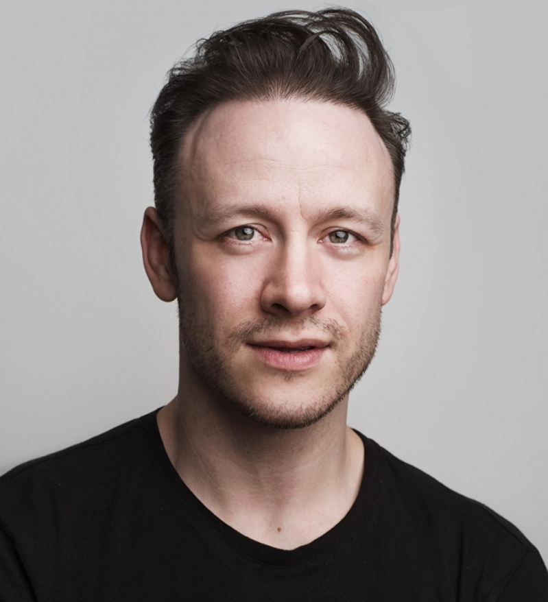 Burn The Floor Kevin Clifton Image