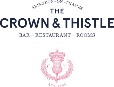 Review The Crown Thistle Abingdon logo