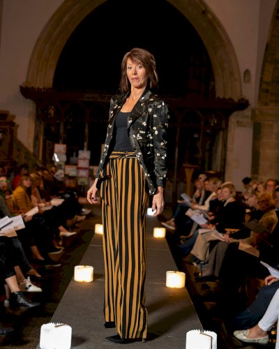Runway Showcase Nellie Dove fashion show