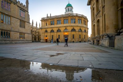 The Oxford Proms Changing the Face of Classical Music The Sheldonian Theatre Oxford
