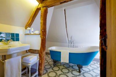 The Greyhound Inn Bathroom