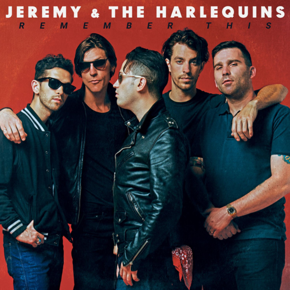Jeremy and The Harlequins Flyer Image