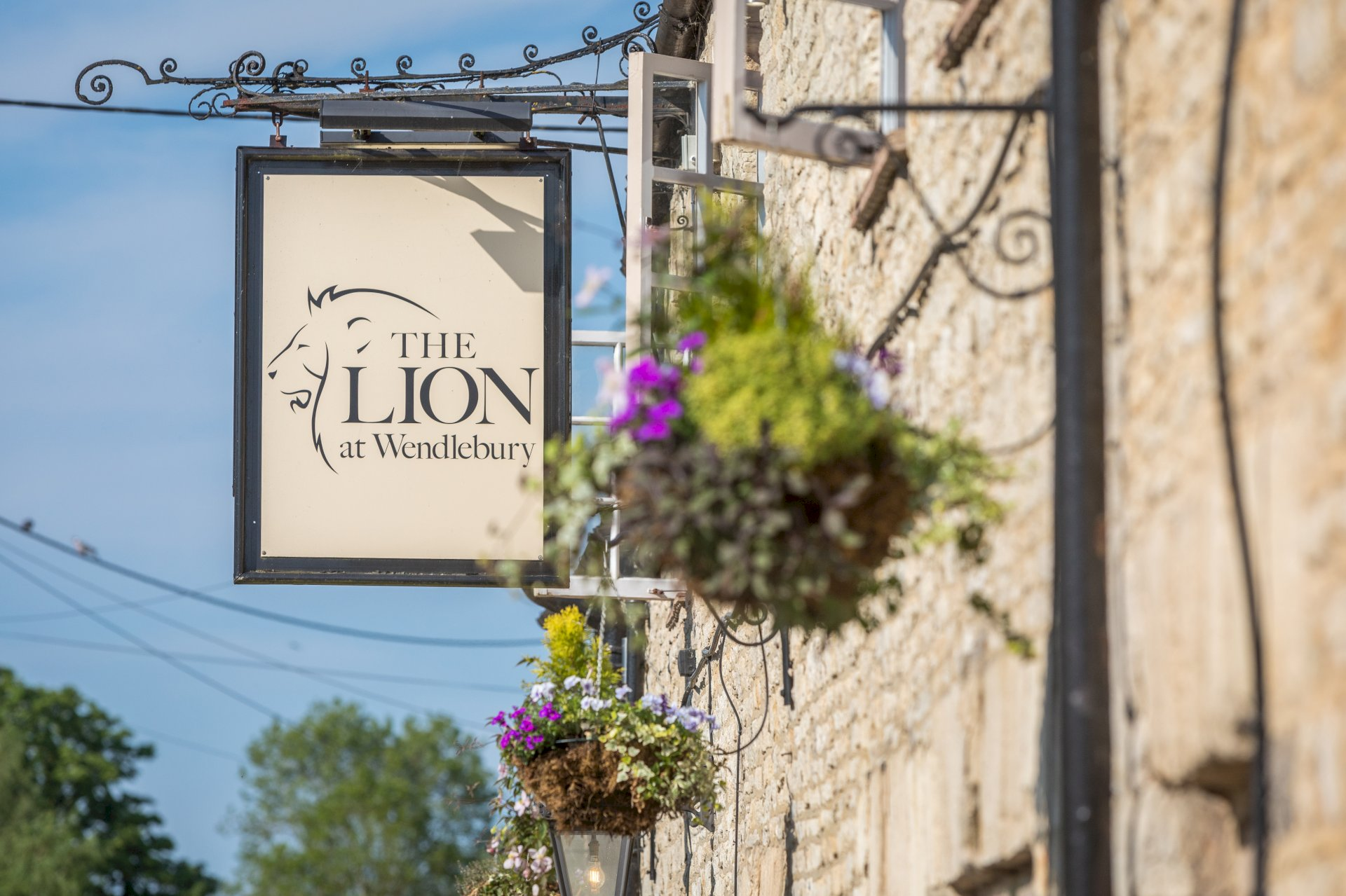Review The Lion Sign