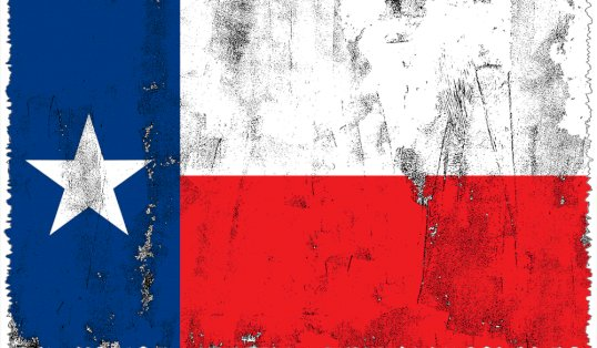 The Accidental Texan Flag of Texas