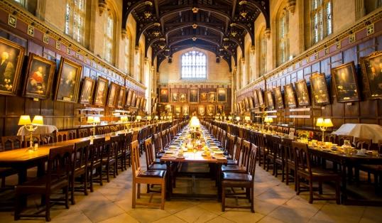 Christ Church Dining Hall University of Oxford