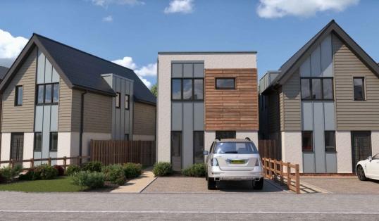 Graven Hill opens the door to Custom Build New Homes