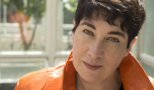 Joanne Harris Author Photo Headshot