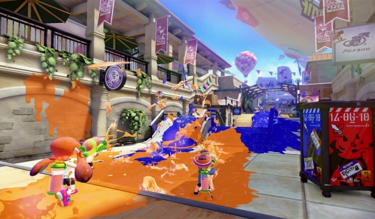 Videogames Design Play Disrupt Splatoon 2015 Nintendo