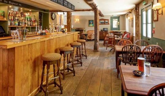 The Greyhound Inn Bar