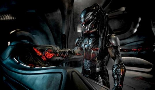 Review The Predator dark at controls