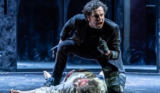 Richard III Angry Murder