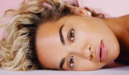 Rita Ora at Royal Windsor Racecourse Headshot