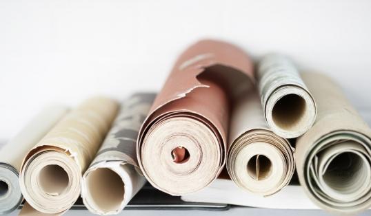 House Doctor Amanda Hanley Rolls of Wallpaper
