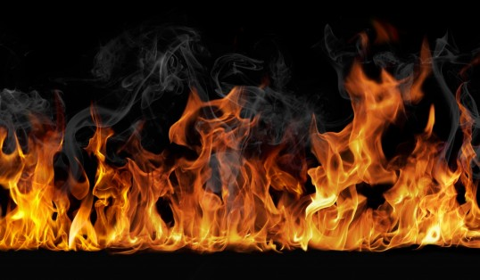 Burn The Floor Fire and Smoke Image