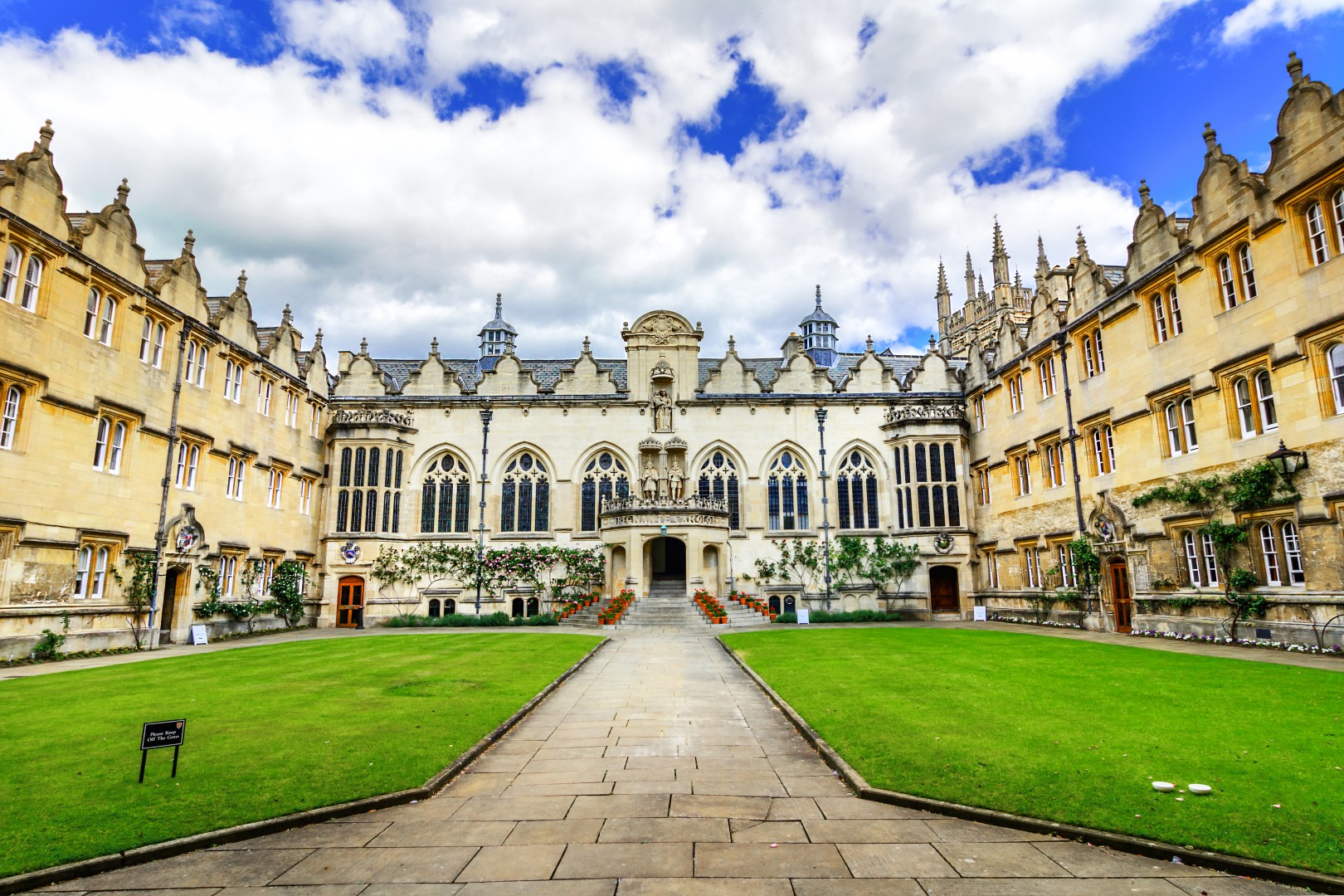 Oxford Unfiltered June Oriel College Oxford