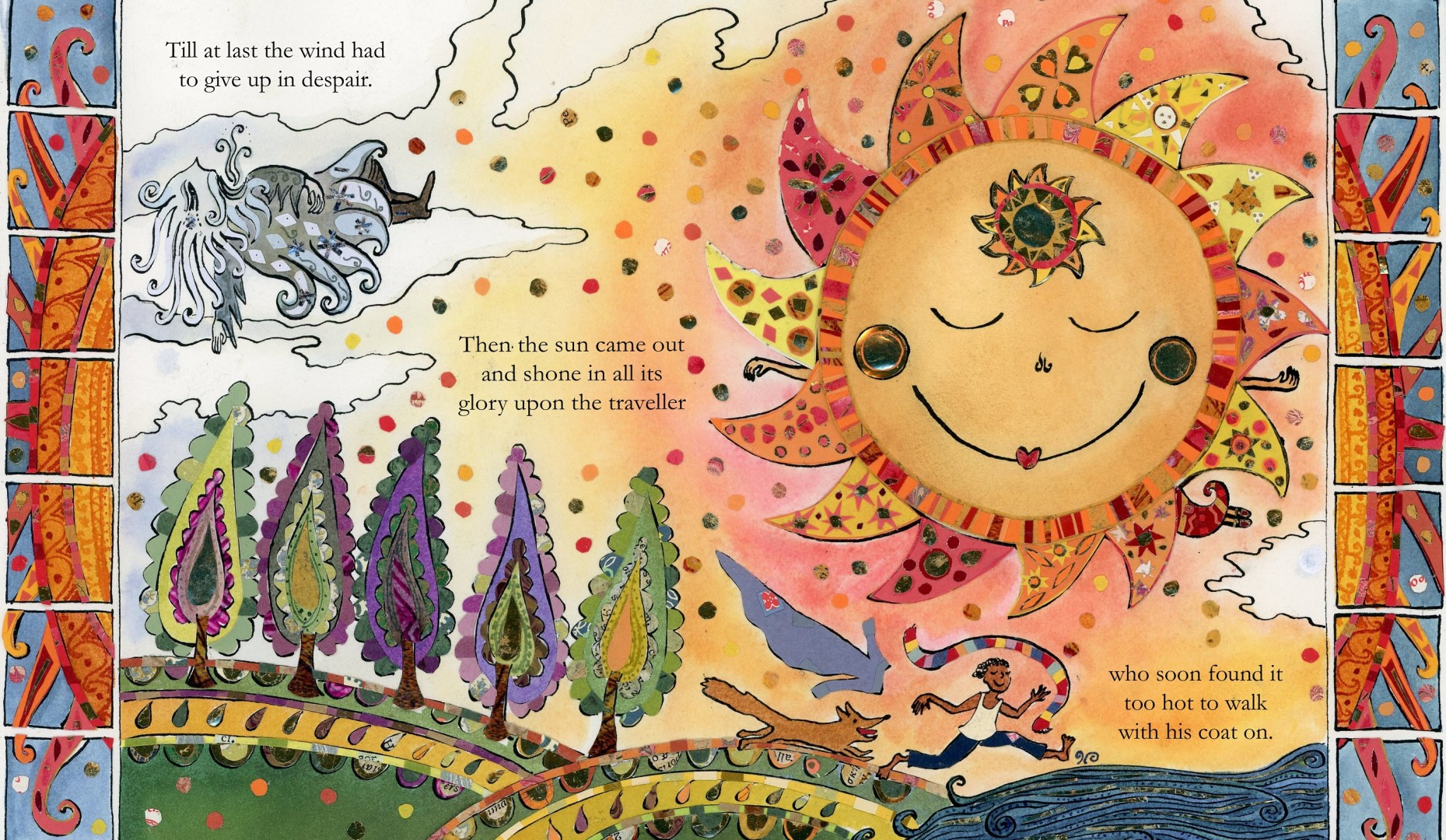 The Art of Words Imogen Foxell Wind Sun