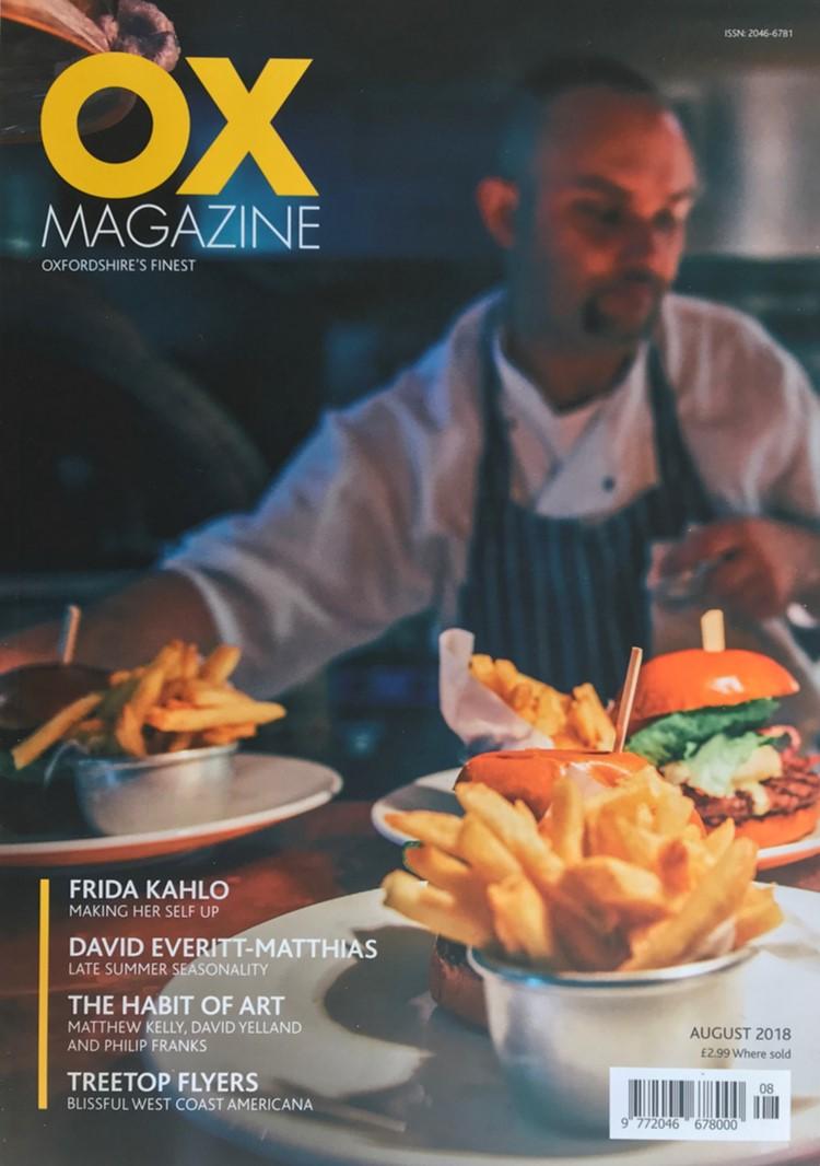 OX Magazine August 2018