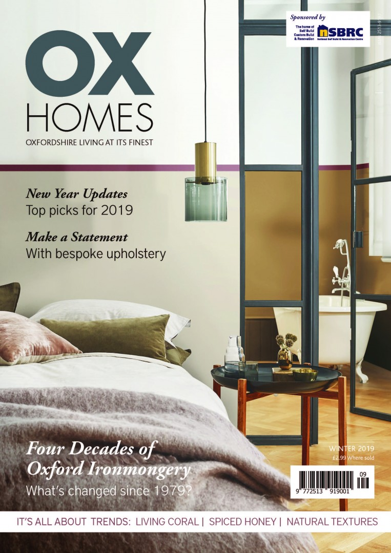 OX Homes Winter 2019 cover