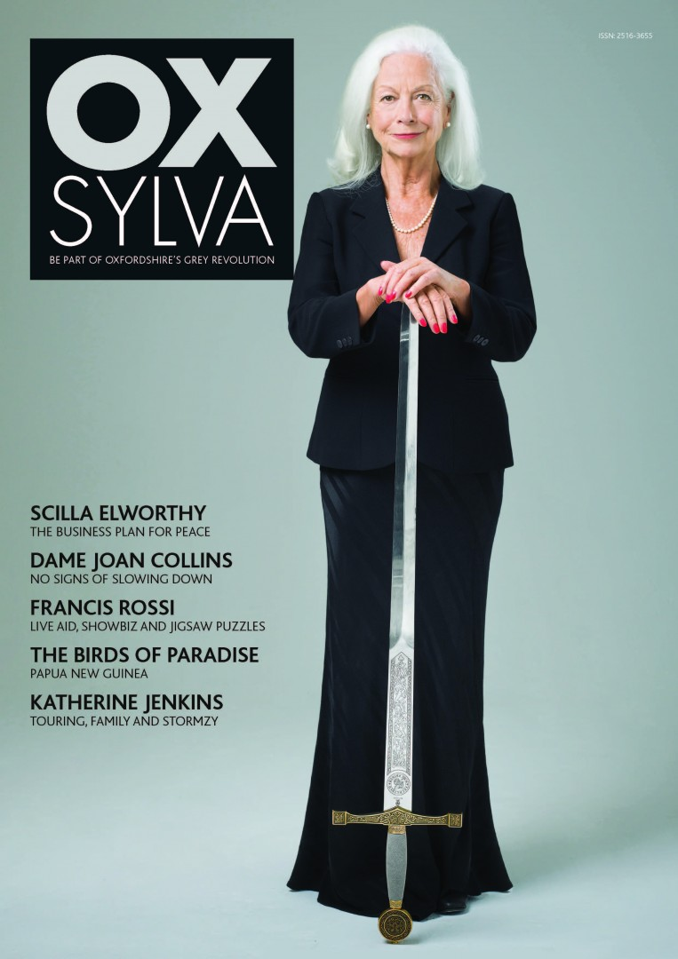 OX Sylva Magazine February 2019