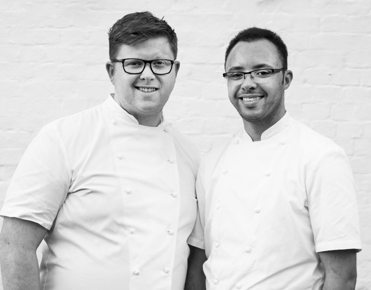 Tpo 5 of 2018 Restaurants Orwells Ryan and Liam Simpson Trotman