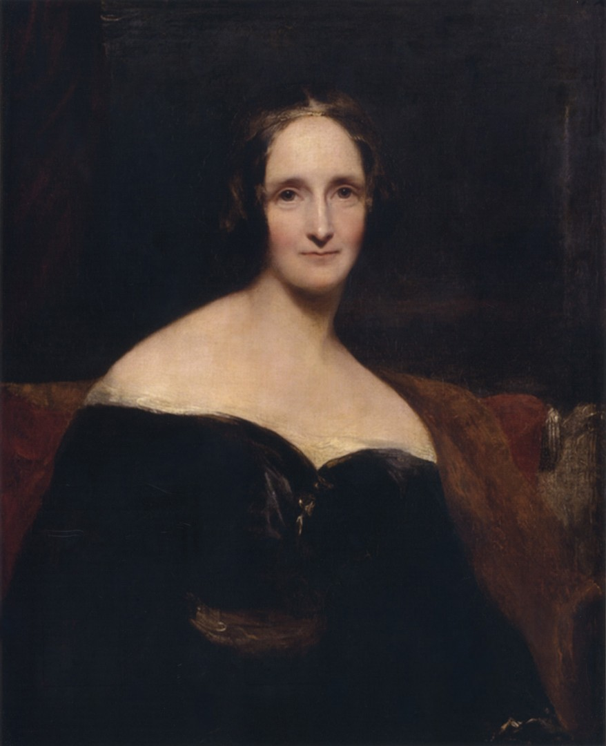 The Future's Bright Mary Shelley
