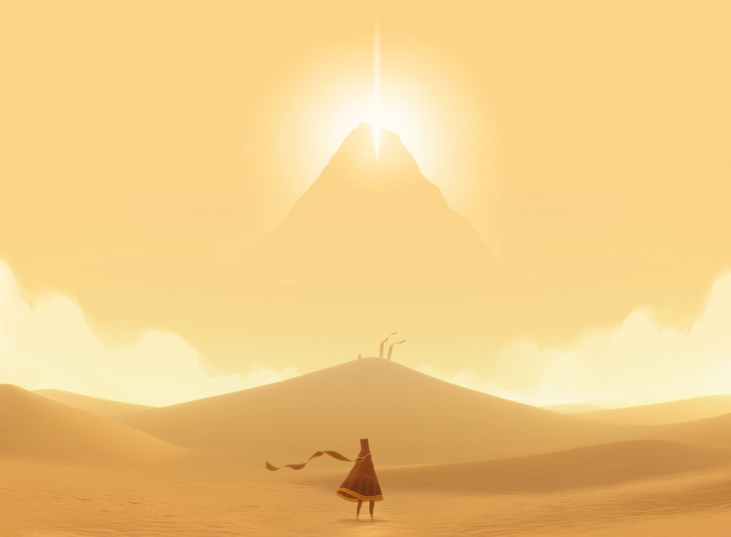 Screenshot Journey Sony Interactive Entertainment LLC
