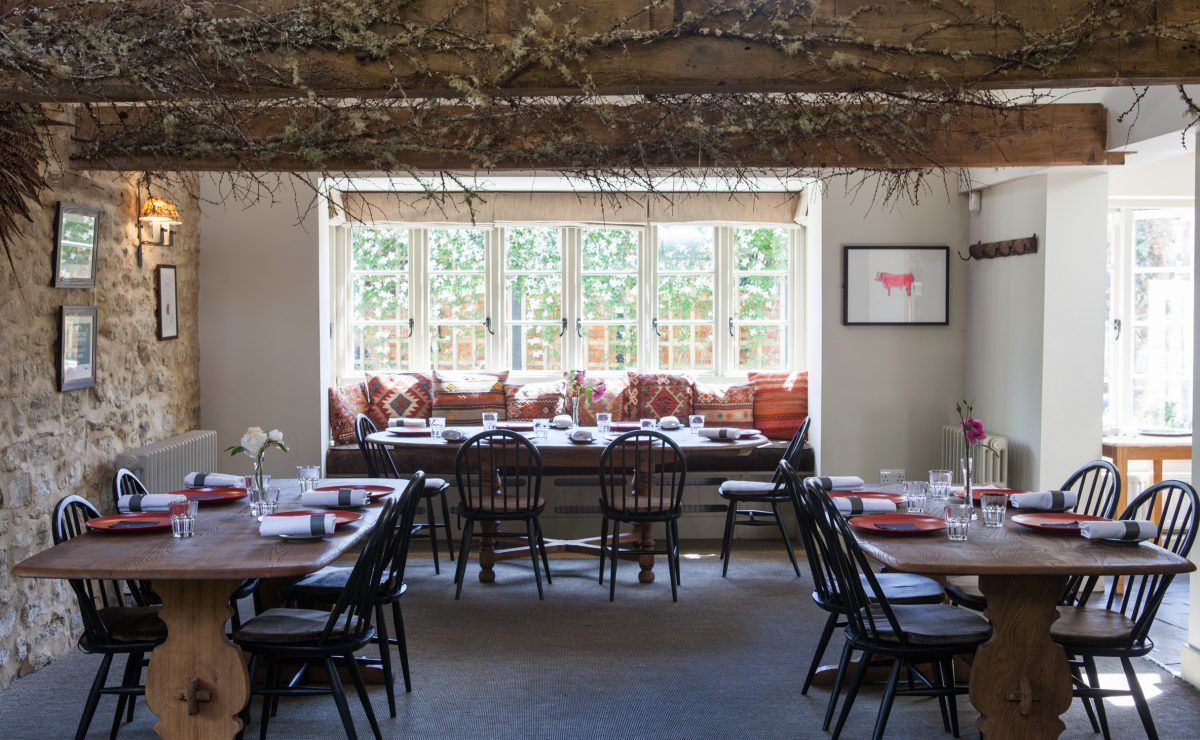 Top 5 of 2018 Restaurants The Pointer at Brill Dining Room