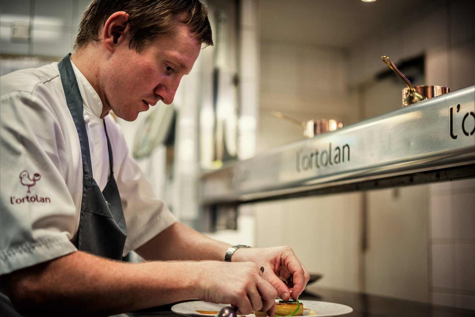 Lortolan Review Tom Clarke Chef