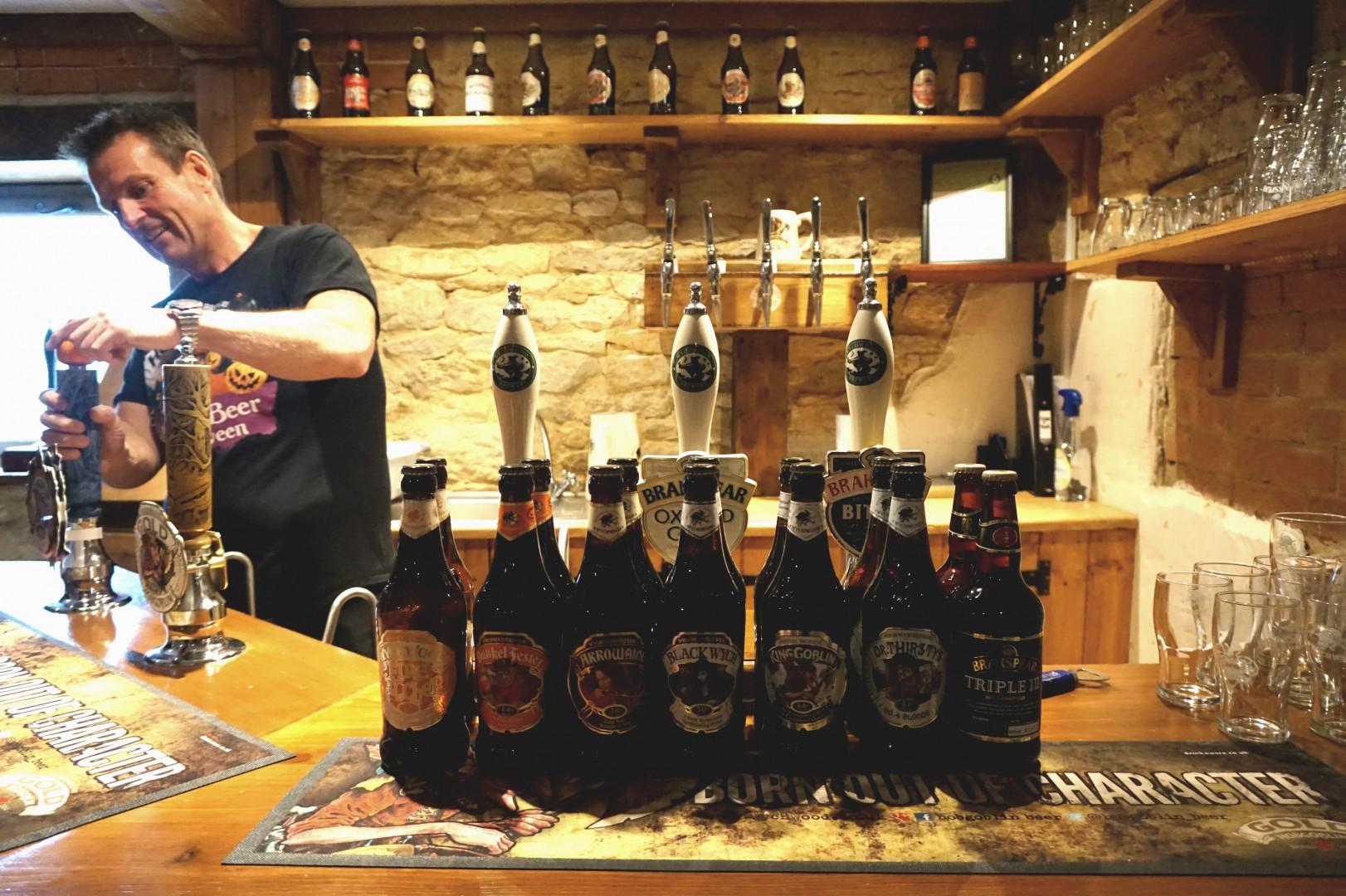 Love your area Witney Wychwood Brewery