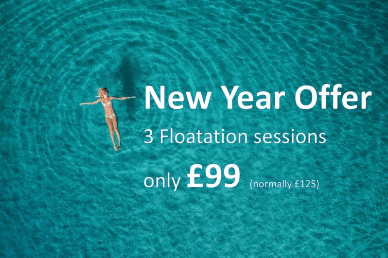 Oxford Floatation Centre New Year Offer