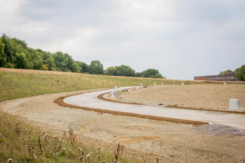Graven Hill plots