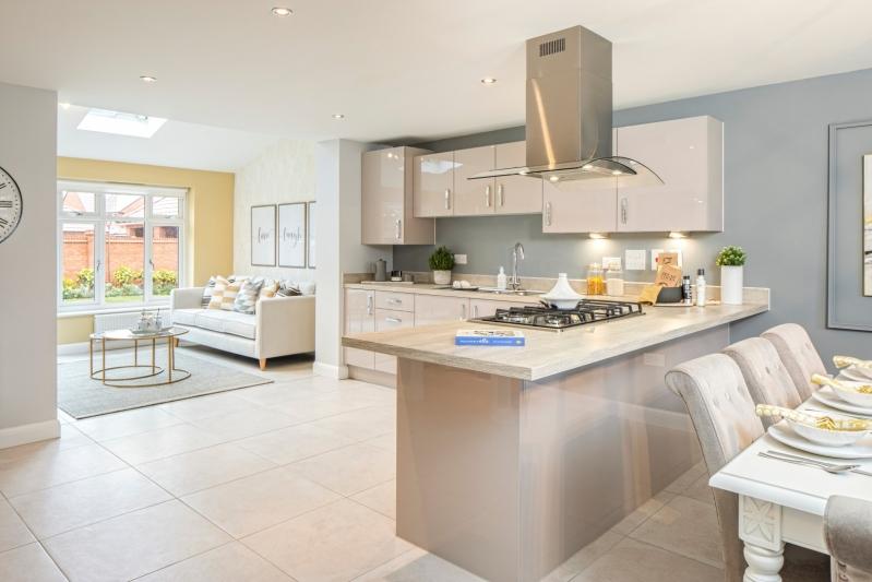 4 Bedroom Home Letcombe Gardens   Kitchen