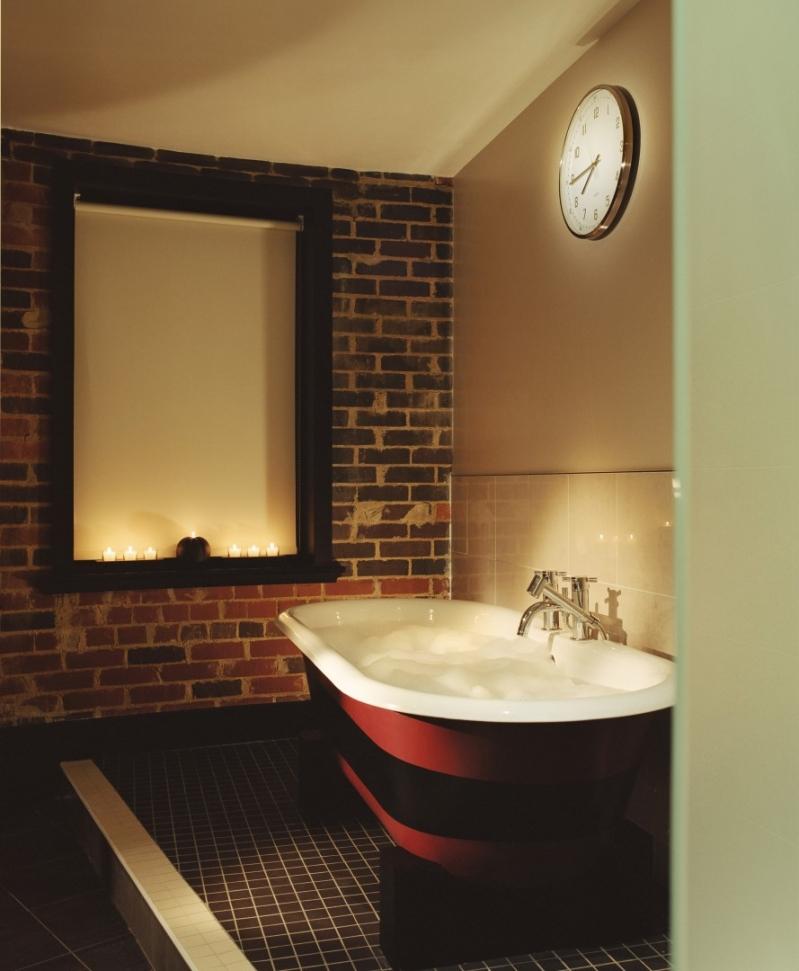 Malmaison bathroom suite