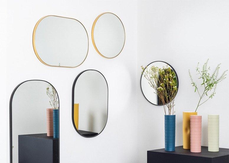 Heals fine edge Mirror selection