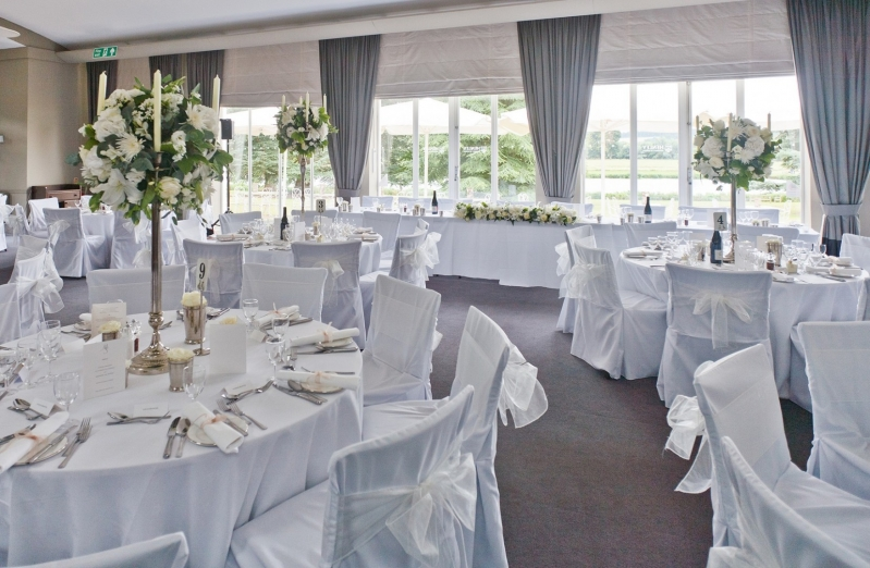 Henley Greenlands Heyworth Wedding