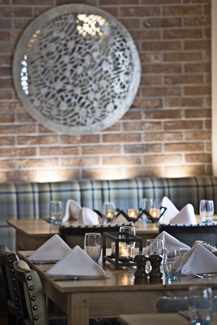The George Hotel Wallingford Dining table