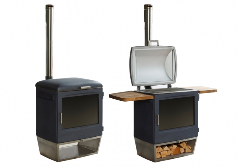 Manor House Stoves Outdoor Living heat 700