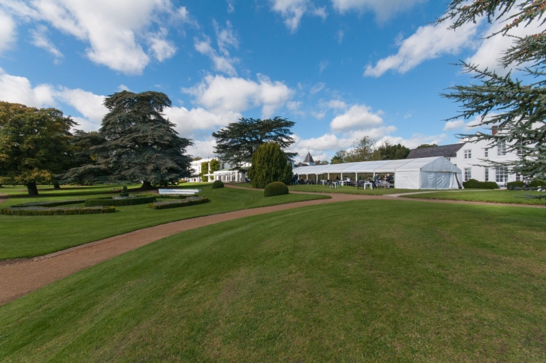 Henley Greenlands Marquee Grounds