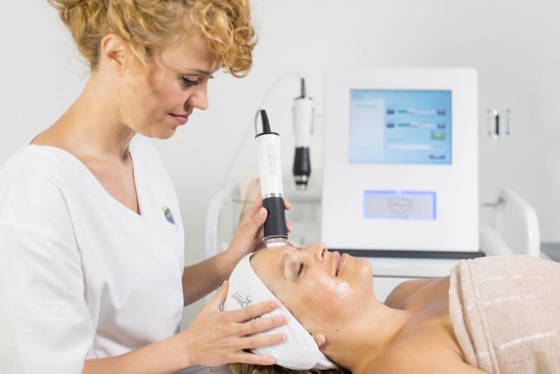 Quartz Aesthetics Oxy Geneo super facial treatment