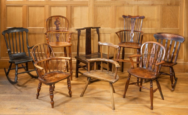 The Real Wood Furniture Company Chairs