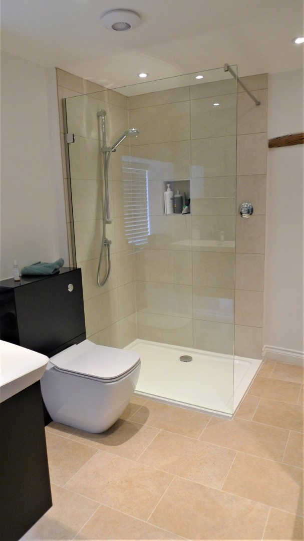 The Cotswold Bathroom Company Clear Shower