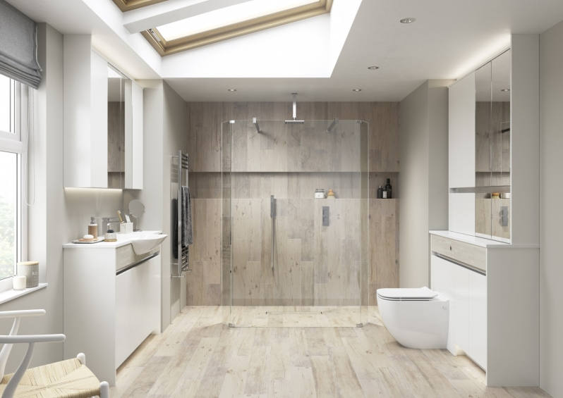 The Cotswold Bathroom Company  Wet Room