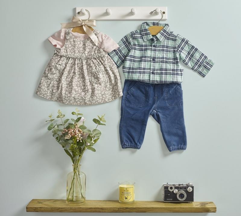 Clarendon Summer Baby Clothes
