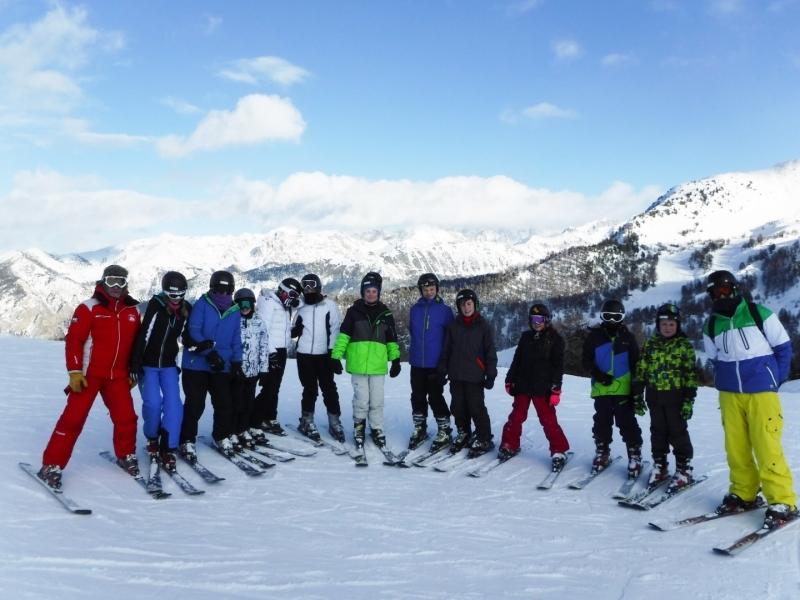 Cokethorpe School ski trip
