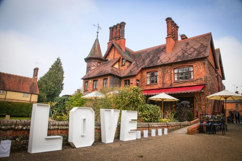 Five Arrows Hotel Weddings Exterior
