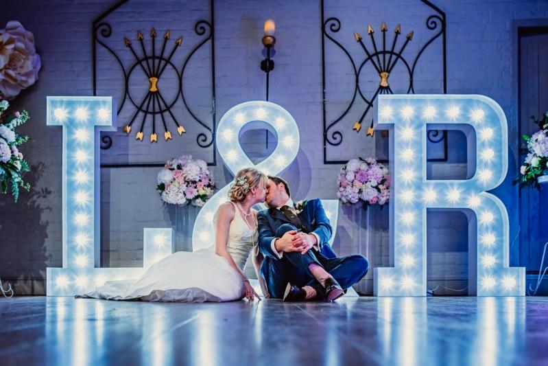 Five Arrows Hotel Weddings Married Couple