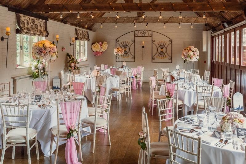 Five Arrows Hotel Weddings Venue Layout