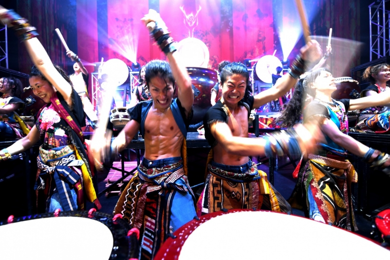 The Hexagon Yamato Drummers 2019